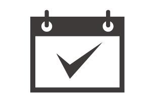紙面掲載日の決定
